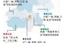五区分区规划出炉 北京加速演进新格局