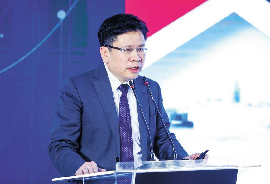 中关村互联网金融研究院院长 刘勇