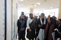 西藏書法展首次在京亮相
