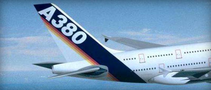 """三年后停产 A380""""大而不能飞"""""""