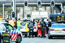 荷兰发生枪击事件数人受伤
