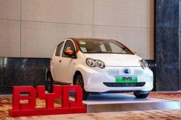 e系列正式发布 比亚迪挑战传统汽车价值模式