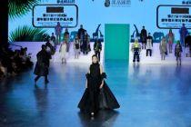 """中国国际时装周开幕  高级定制理性化""""重启"""""""