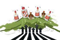 汇合推新品 白酒进入中高端混战期