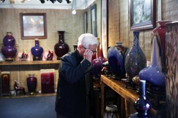 近距离的陶瓷饕餮盛宴  潘家园景德镇陶瓷文化展再度来袭