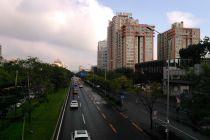 海淀学院路优化重点区域城市环境