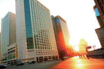数瞰北京金融街