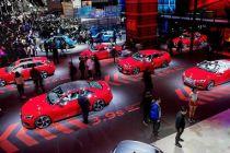 全新Q3上市 一汽-大众奥迪携多款车型亮相上海车展