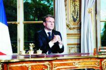 马克龙希望五年内重建巴黎圣母院