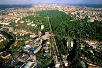 大兴建设城市森林打造绿色国门