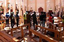 斯里兰卡复活节惊魂