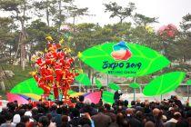 2019北京世园会正式向国内外游客开放