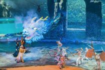 《青秀》首演 高科技重新定义传统舞台剧