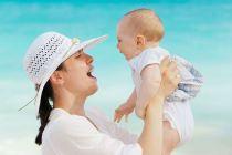 近8成职场妈妈参与带娃 生活满意度最高