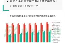 极光大数据报告:拼多多新增用户近半数来自一二线城市