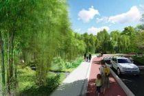 通州区已建成三条绿道共约100公里