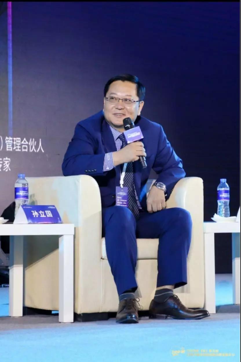 华耐家居常务副总裁孙立国