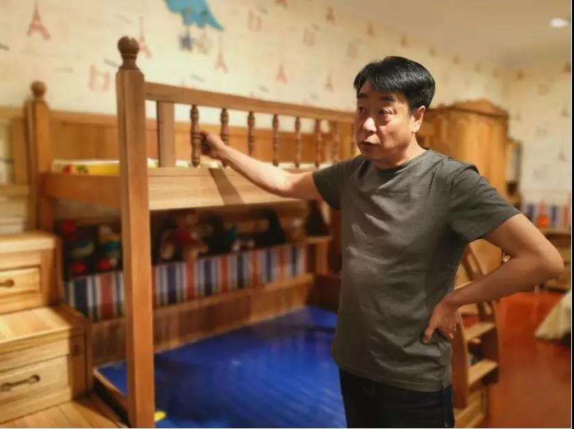 王井红介绍儿童床护栏设计中的大学问