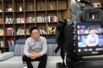 """[视频]尚品网创始人兼CEO赵世诚""""沉寂""""一年后首度发声"""