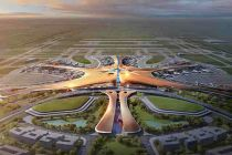 大兴机场首个基地航企项目竣工