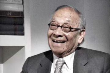 """富""""15""""代建筑大师贝聿铭逝世,苏州是他设计精神的""""中国原点"""""""