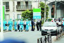 日本男子持刀行凶致多名小学生死伤