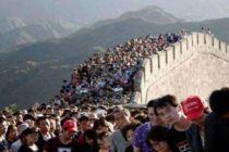 北京景区游客接待量同比增12.1%