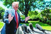 特朗普称再次收到金正恩来信