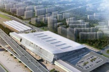 全長174公里連通兩大文化帶 京張高鐵全線鋪軌完成