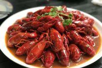 5月小龙虾发货量同比上升200%