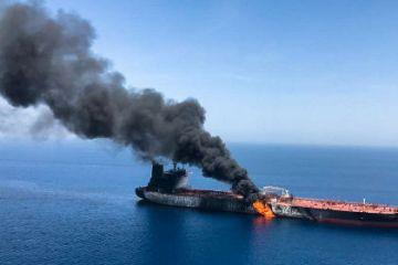 中東油輪再遇襲 市場余波不斷