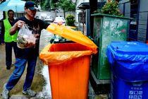 生活垃圾分类制度将入法