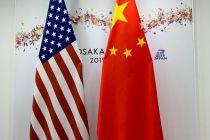 中美元首会晤开始