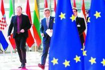 """歐盟新任領導層人選""""難產"""""""