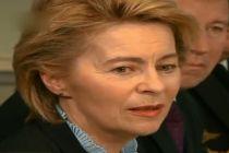歐盟領導人提名德國國防部長出任歐盟委員會主席