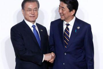 東北亞燃起經貿戰  日韓關系渡劫?