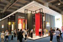 4.88米超高木门亮相建博会 霍尔茨诠释功能美学
