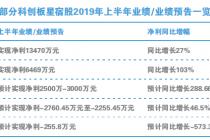 近九成科创板星宿股报喜 中微公司成中报预增王