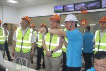 大亚董事长陈晓龙向国家林草局调研团汇报企业发展