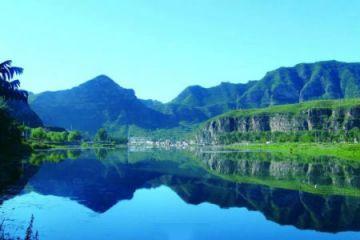 """暑期去哪儿玩?荣盛康旅""""山林湖海原""""带你盛行天下"""