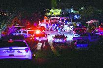 美国加州旧⊙金山湾区枪击案致4死15伤