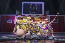 """第九屆中國兒童戲劇節""""中日韓兒童戲劇交流板塊""""體味不同地域的童年記憶"""