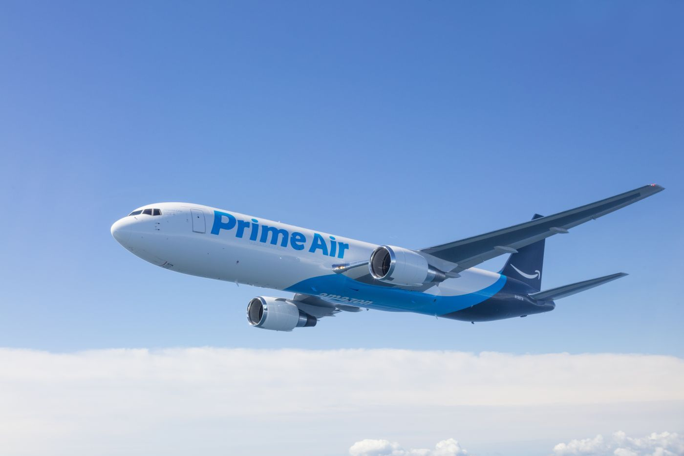 亚马逊Prime Air in-flight
