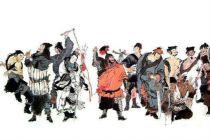 水滸傳相關畫作未經同意被使用  出版社及銷售商被訴侵權