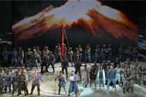 原創中國史詩歌劇《長征》首次海內外直播
