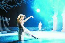 男版《天鹅湖》再登舞台