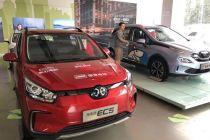 产品结构上移 新能源微型车出局