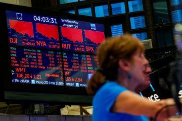 美債倒掛預示經濟凜冬 股市暴跌只是開始……