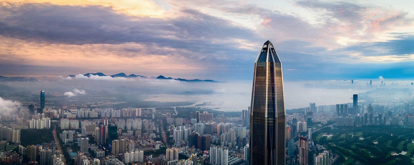 深圳  CFP
