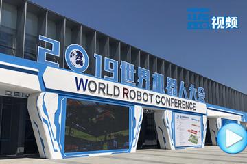 2019世界机器人大会丨眼花了!全都是机器人!